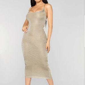 Fashion Nova VIP Invite Dress